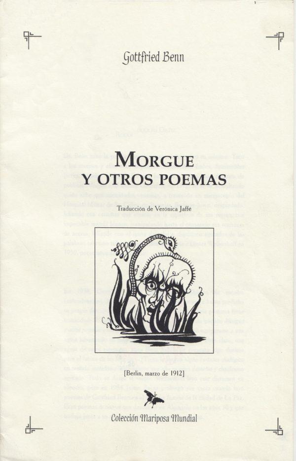 Separata 19/20 - Morgue y Otros Poemas