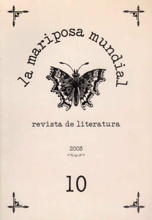 Mariposa Mundial 10